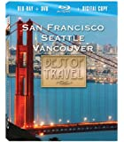 Best of Travel: San Francisco Seattle Vancouver [Blu-ray]
