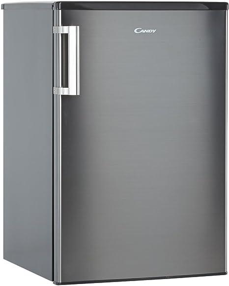 Oferta amazon: Candy CCTOS542XH - Frigorífico con zona congelador, 95 litros nevera, 14 litros congelador, eficiencia energética A+, 39db, color inox           [Clase de eficiencia energética A+]