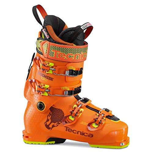 Tecnica Cochise 130 Pro Ski Boot - Men's Orange/Black, 29.5