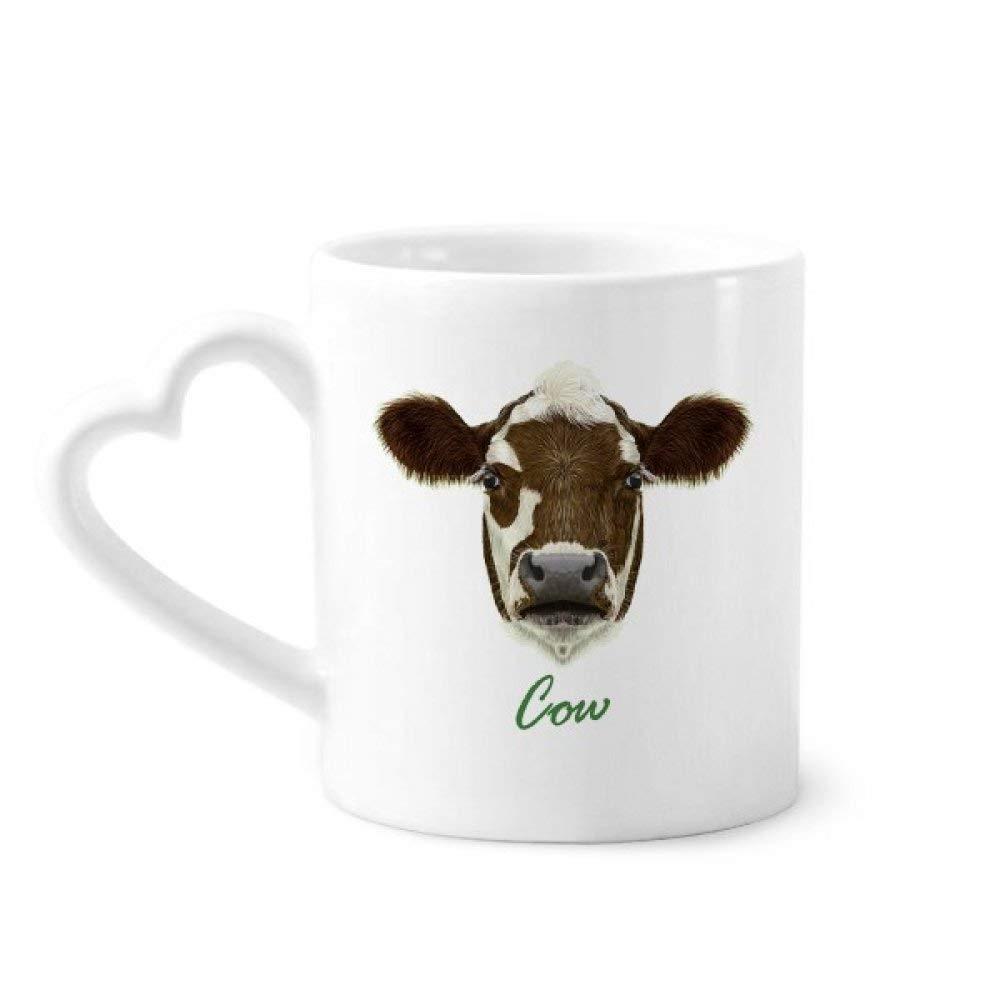 DIYthinker marrón y Blanco doméstico de la Vaca lechera de los ...
