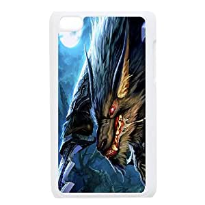 Ipod Touch 4 Phone Case World of Warcraft Case Cover PP8E313423