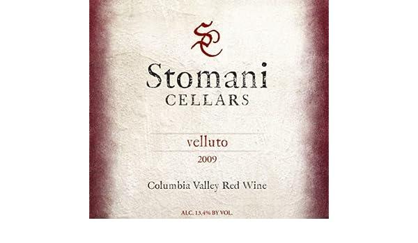 sc 1 st  Amazon.com & 2009 Stomani Cellars Velutto Red Blend 750 mL at Amazonu0027s Wine Store