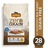 Image of Rachael Ray Nutrish Zero Grain Natural Premium Dry Dog Food, Grain Free, Turkey & Potato, 28 Lbs