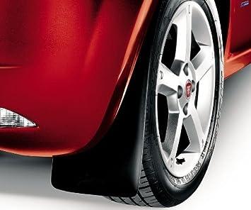 Producto oficial coche Fiat Grande Punto Mud Flaps Rueda de Coche Mud Flaps Delantero 71803272 auténtica producto oficial: Amazon.es: Coche y moto