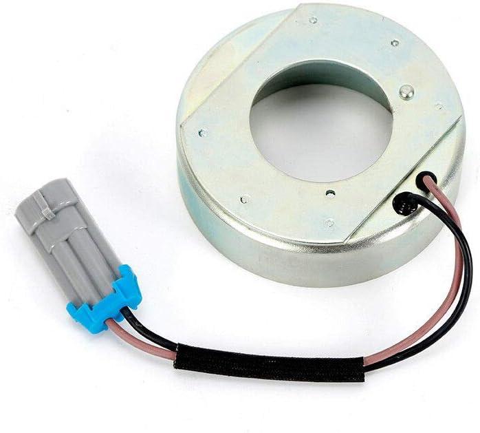 Bobina de compresor de aire acondicionado con acoplamiento magn/ético para Astra G H Corsa C Meriva 09118281