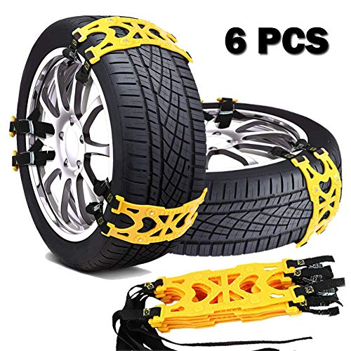 Buyplus Snow Tire Chains for SUV