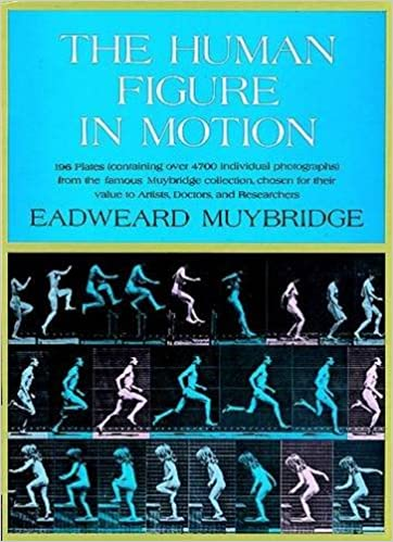 the figure in motion a visual reference for the artist