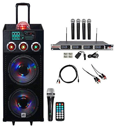 350w 3 Way Speaker (NYC Acoustics Dual 12