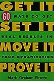 Get It, Set It, Move It, Prove It 9781563273063