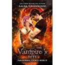 The Vampire's Bite (The Paranormal Council Book 4)