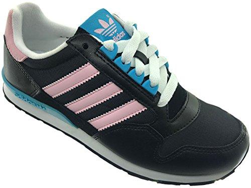 Adidas Zx Eu 30 Nero rosa J 500 aHwUqxZa