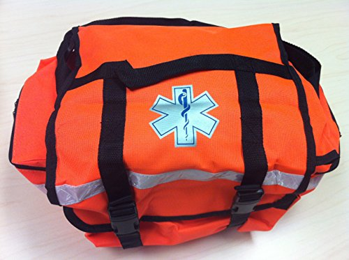 Dealmed First Responder Trauma Bag Medium Orange