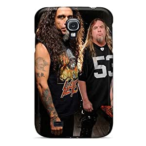 AlissaDubois Samsung Galaxy S4 Durable Hard Phone Cases Unique Design Lifelike Edguy Band Pictures [pck6673CgnM]