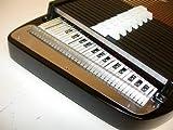 Oscar Schmidt 15 Chord Autoharp w/ Gig Bag, Maple Body, Sunburst Finish, OS15B