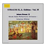 STRAUSS II, J.: Edition - Vol. 35