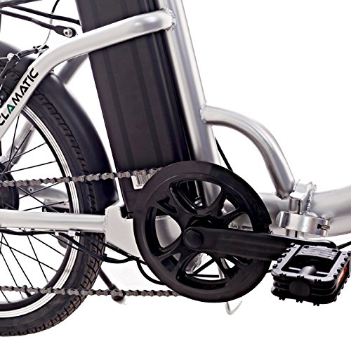 Cyclamatic CX2 Bicycle Electric Foldaway Bike with Lithium-Ion Battery by Cyclamatic (Image #3)