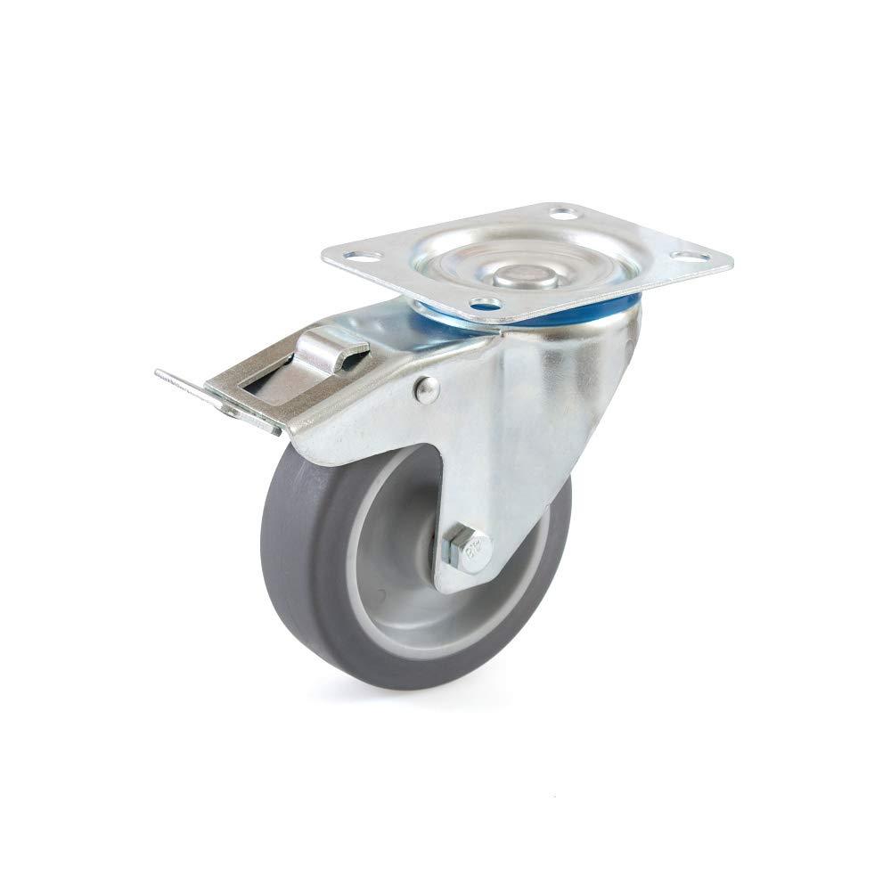 Thermoplast Bockrolle 80 mm