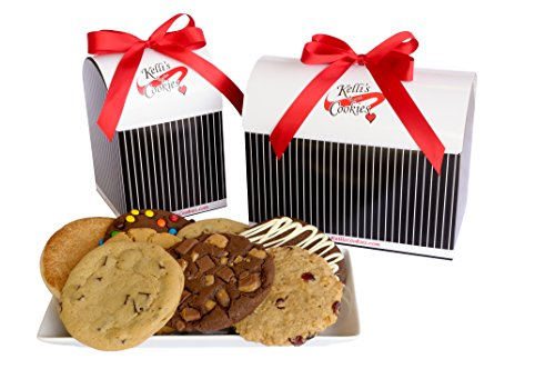 Kelli's Cookies Small Gourmet Variety Gift Box