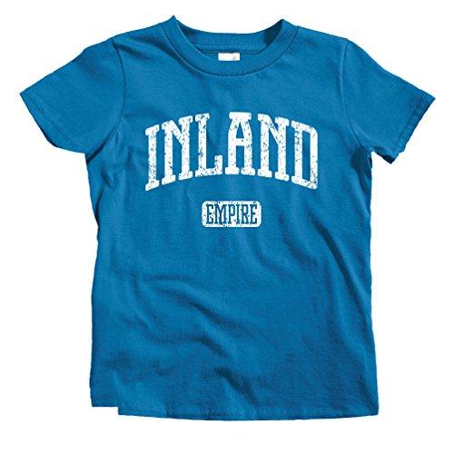 Smash Vintage Kids Inland Empire T-Shirt - Royal Blue, Toddler - Desert Palm Springs Hills