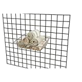 Epoxy Chrome Multi-Fit Sloping Wire Basket for