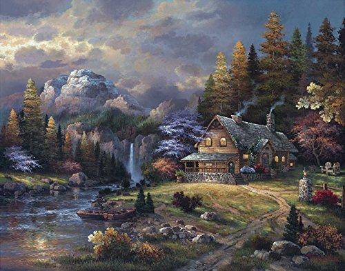 Mountain Hideaway by James Lee 31