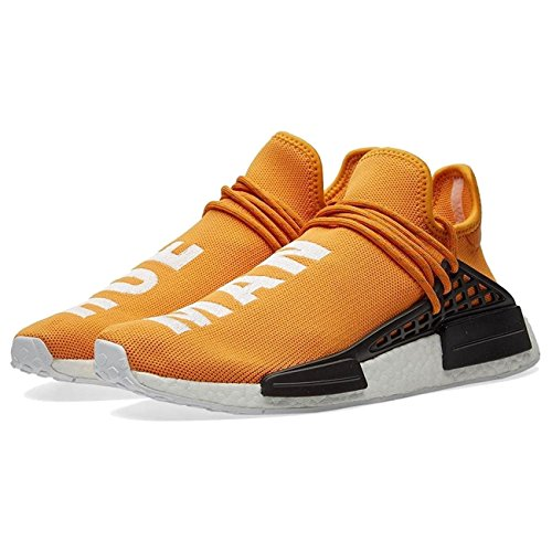 Men Fashion Hue Human Casual Shoes Breathable Women Lightweight Trail Man Sneaker Race Tangerine qHqx1rCn