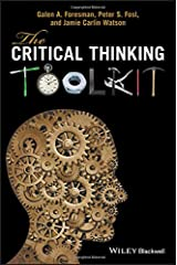 The Critical Thinking Toolkit Paperback