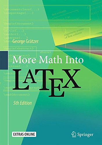 more-math-into-latex
