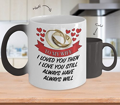 To My Wife - I loved you then, I love you still, always have, always will