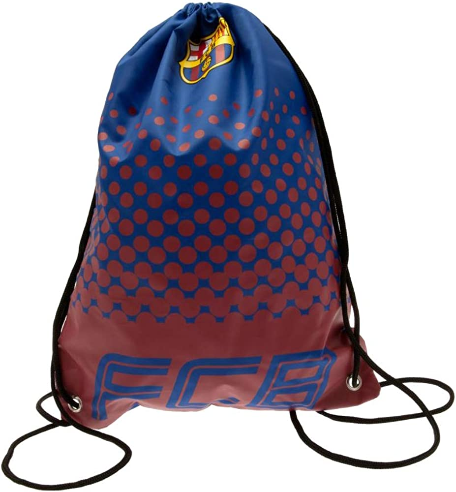 FCB FC Barcelona - Bolsa de cuerdas con diseño degradado
