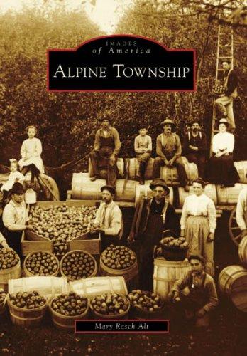 Alpine  Township  (MI)   (Images  of  America)