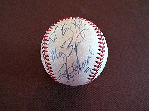 1980 Mlb All Star Game - Steve Howe 1980 Roy 1996 Yankees 82 All-star Signed Auto Game Used Baseball - JSA Certified - MLB Autographed Game Used Baseballs