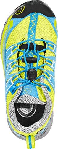 La Sportiva Mutant Hardloopschoenen Dames Trail - Ss18 Falkon Laag 27-35 Zwavel / Blauw Talla: 33