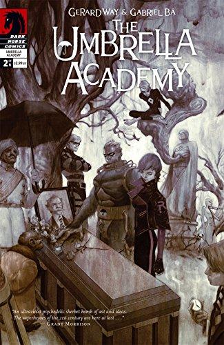 The Umbrella Academy: Apocalypse Suite #2 (The Umbrella Academy Vol. 1)