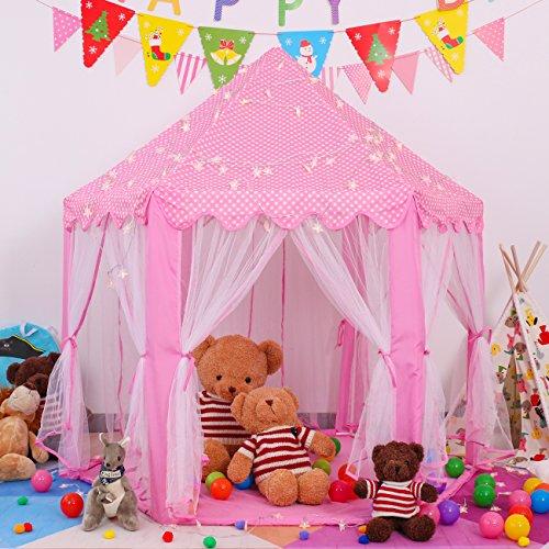 Castle Tent (Pink) - 4