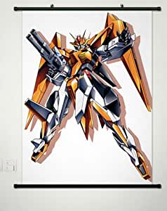 Home Decor Japanese Anime Bandai HGIF Gundam Seed Destiny LAUNCHER STRIKE Poster Wall Scroll Sexy Cosplay 24.5x34.5 Inches -P128011001