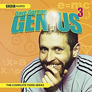 Dave Gorman's Genius Series 3 Radio/TV Program
