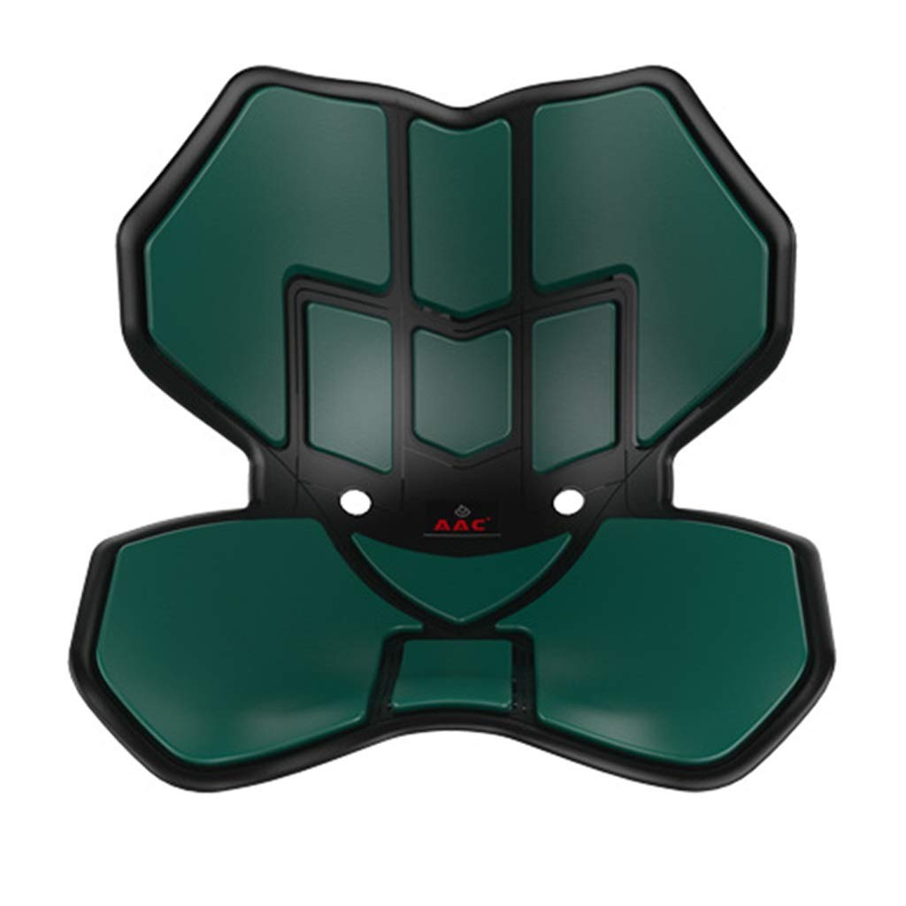 Cushion, Waist Protector, Hip Cushion, Orthosis, Sitting Posture, Pregnant Woman, Artifact, Decompression Office (color : Dark green)