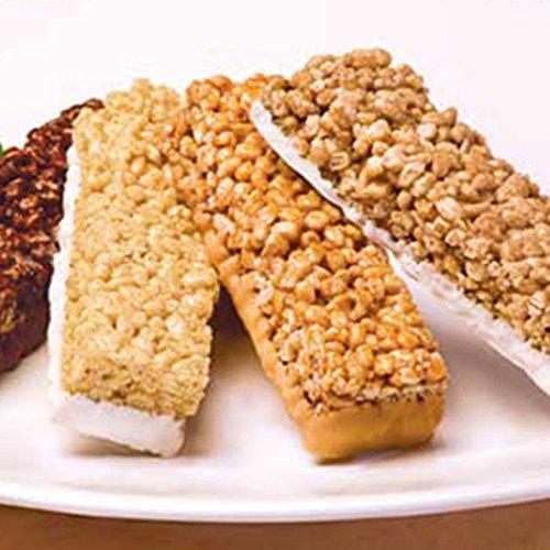 Healthy Diet Crispy High Protein Variety Bars (7/Box) by Healthy Diet