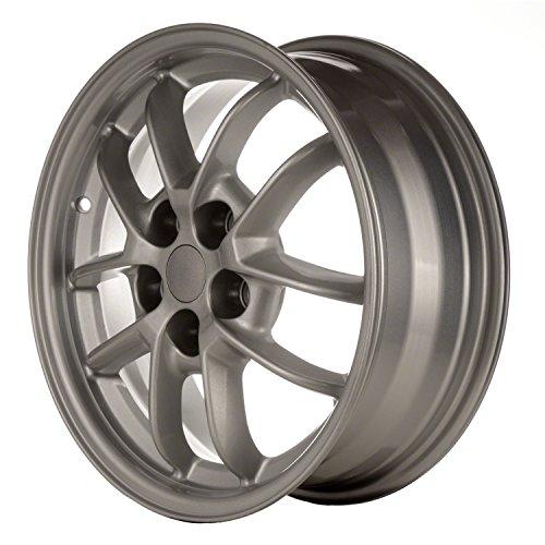 17 alloy wheels - 8