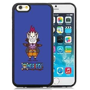 Fashion DIY Custom Designed iPhone 6 4.7 Inch TPU Phone Case For One Piece Moria Phone Case Cover