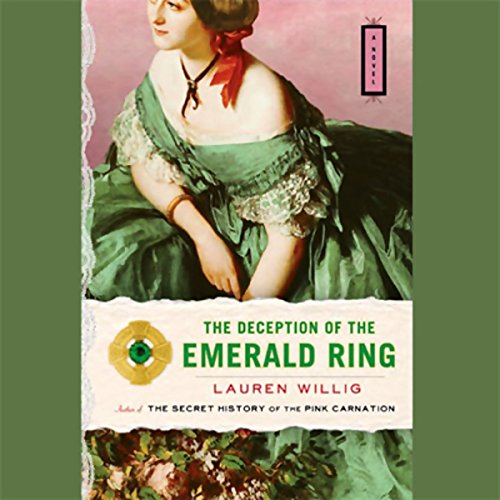 The Deception of the Emerald Ring Audiobook [Free Download by Trial] thumbnail