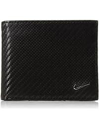 Carbon Fiber Texture Billfold Wallet