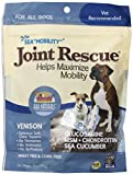 Ark Naturals Sea Mobility Joint Rescue Chews For All Dogs, Venison, Increase Felixibility, Mobility, And Joint Comfort, Wheat And Corn Free, No Hormones, 500 Mg Glucosamine, 9 Oz. Bag Review