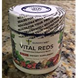 Gundry MD Vital Reds Concentrated Polyphenol Blend Dietary Supplement, Red Berry, 4 OZ