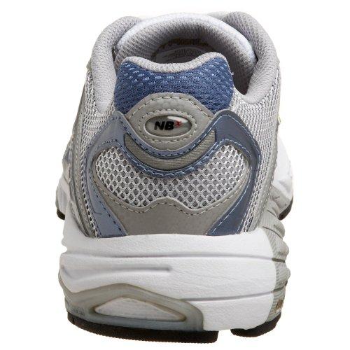 New Balance Women's WR859 Running Shoe,Grey/Powder Blue,10 B by New Balance (Image #2)