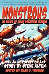 Monstrous: 20 Tales of Giant Creature Terror Paperback