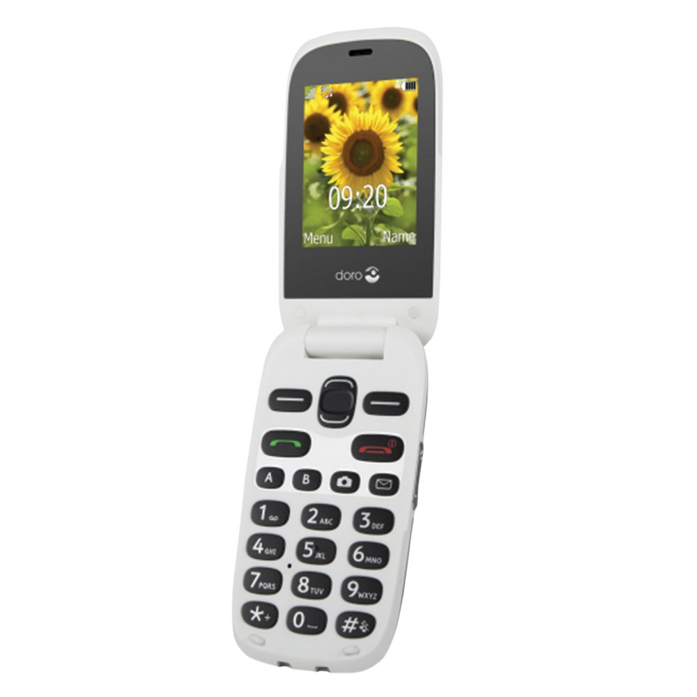 Doro 6030 Easy To Use Camera Phone With Large Display Amazon