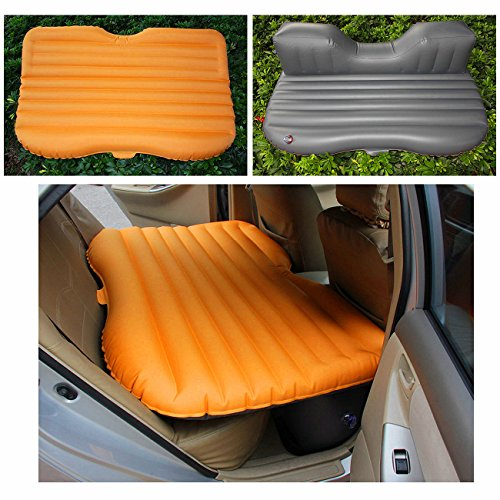 Srxl Car Travel Inflatable Mattress Inflatable Air Bed Camping Universal