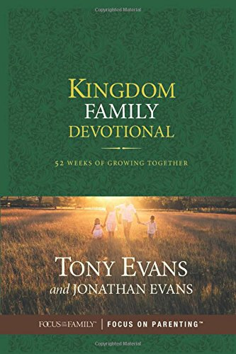 Kingdom Family Devotional: 52 Weeks of Growing Together cover